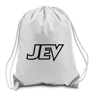 Jev Logo Cinch Bag