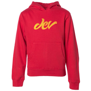 Jev Name FX Youth Hoodie