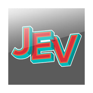 "Jev 7"" Vinyl Sticker - Throwback FX"