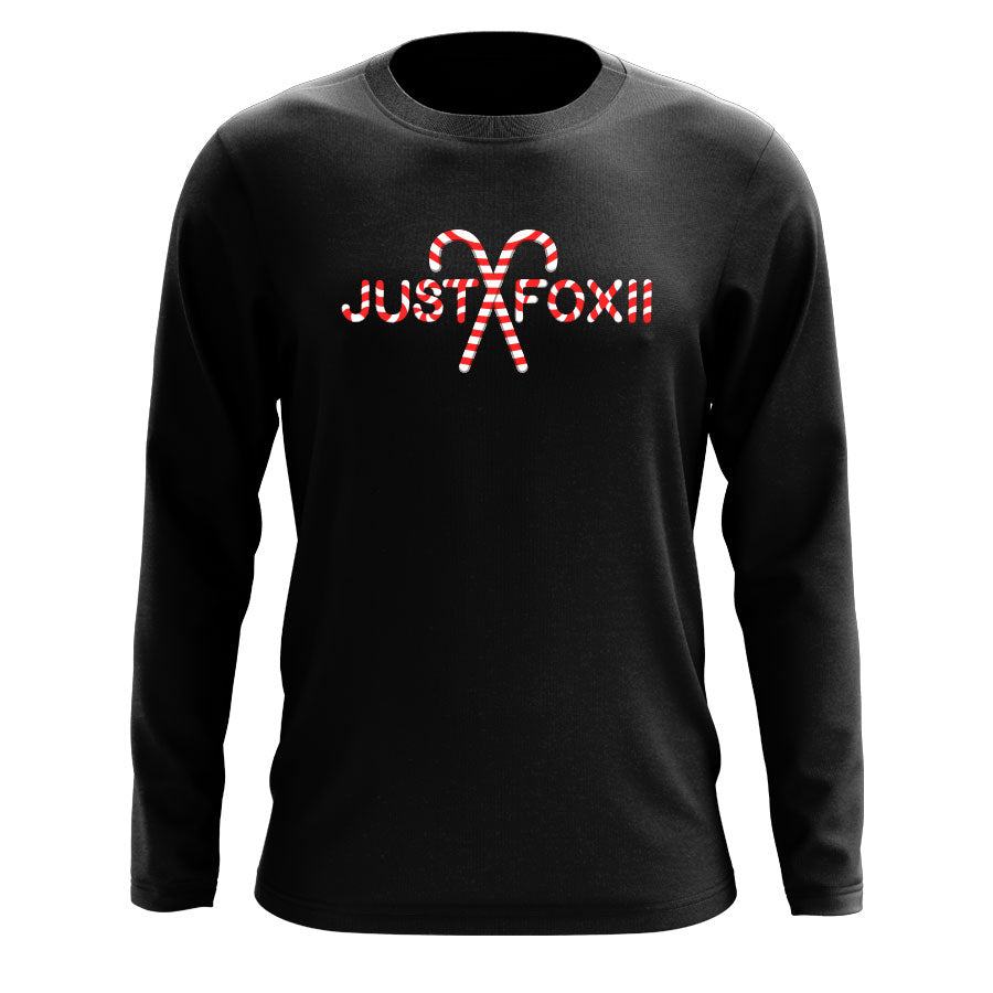 justfoxii Candy Cane FX Long Sleeve