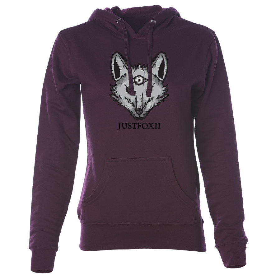 justfoxii Icon FX Girls Hoodie