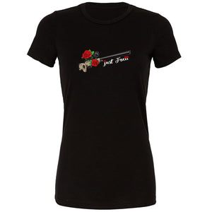 justfoxii Sniper FX Girls Short Sleeve