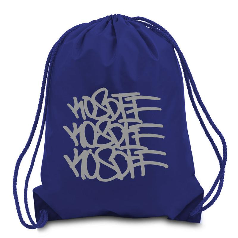 KOSDFF Triple KOS Cinch Bag