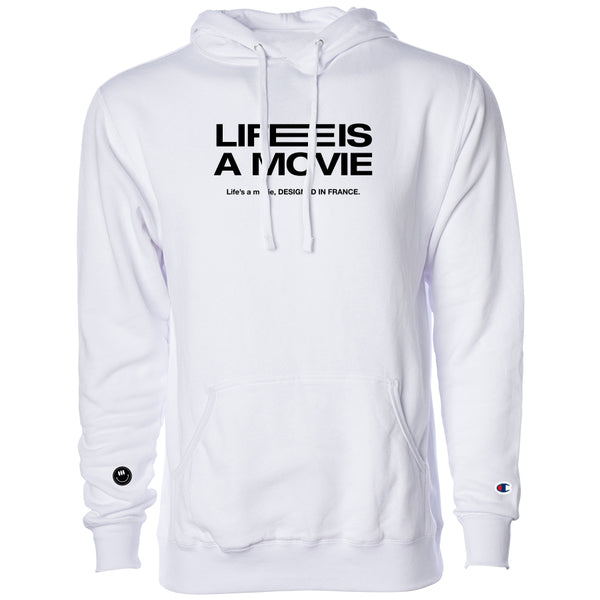 Melt Champion Hoodie - Life is a Movie Combo