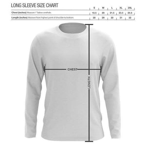 Felo Icon FX Sunset Long Sleeve - Nvy