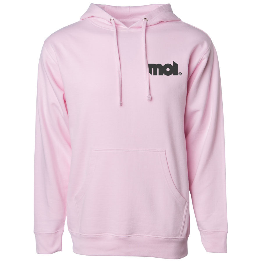 Master of Luck MOL Heart Hoodie