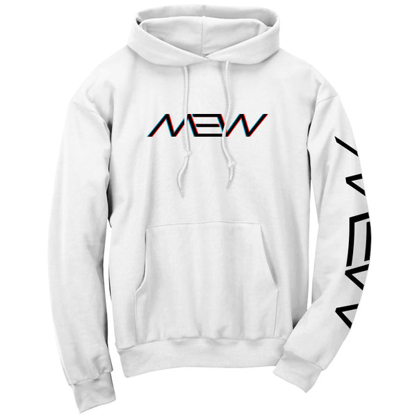 Mew Anaglyphic Combo FX Hoodie