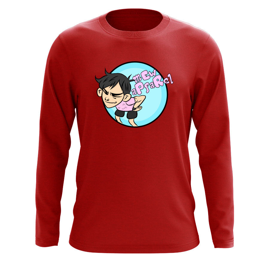Mew Meme FX Long Sleeve