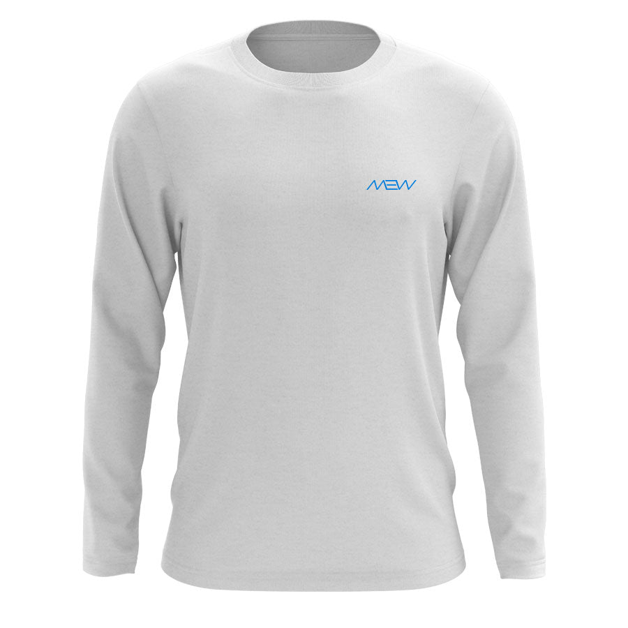 Mew Logo Heart Long Sleeve