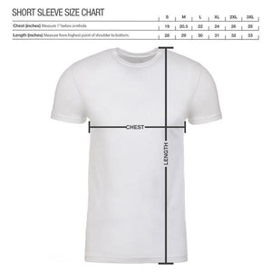 Graves Logo Short Sleeve - Blk on Wht