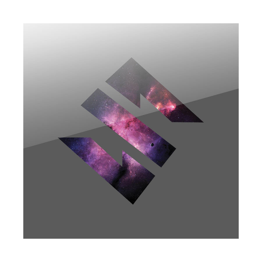 "Slacked 7"" Icon Vinyl Sticker - Nebula"