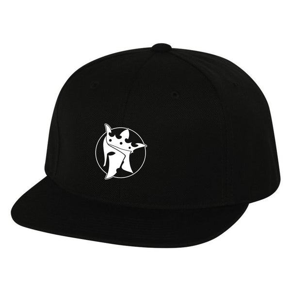 Noble Icon 6 Panel Snapback Hat