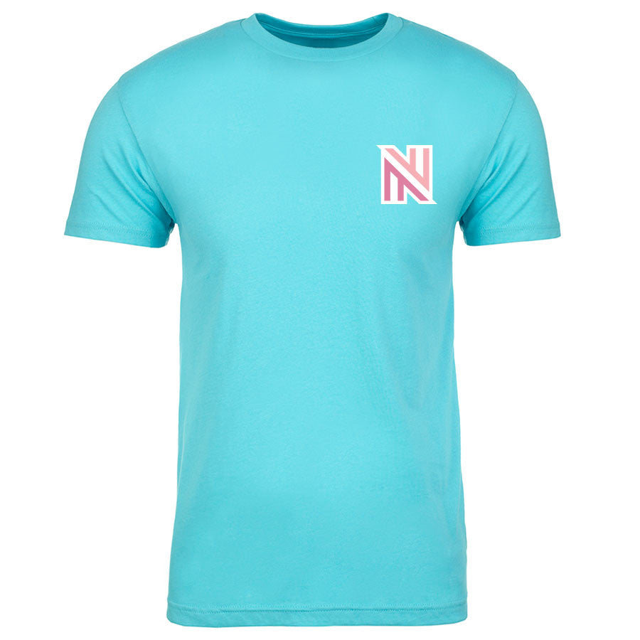 NuFo Icon Heart FX Short Sleeve - TBlu