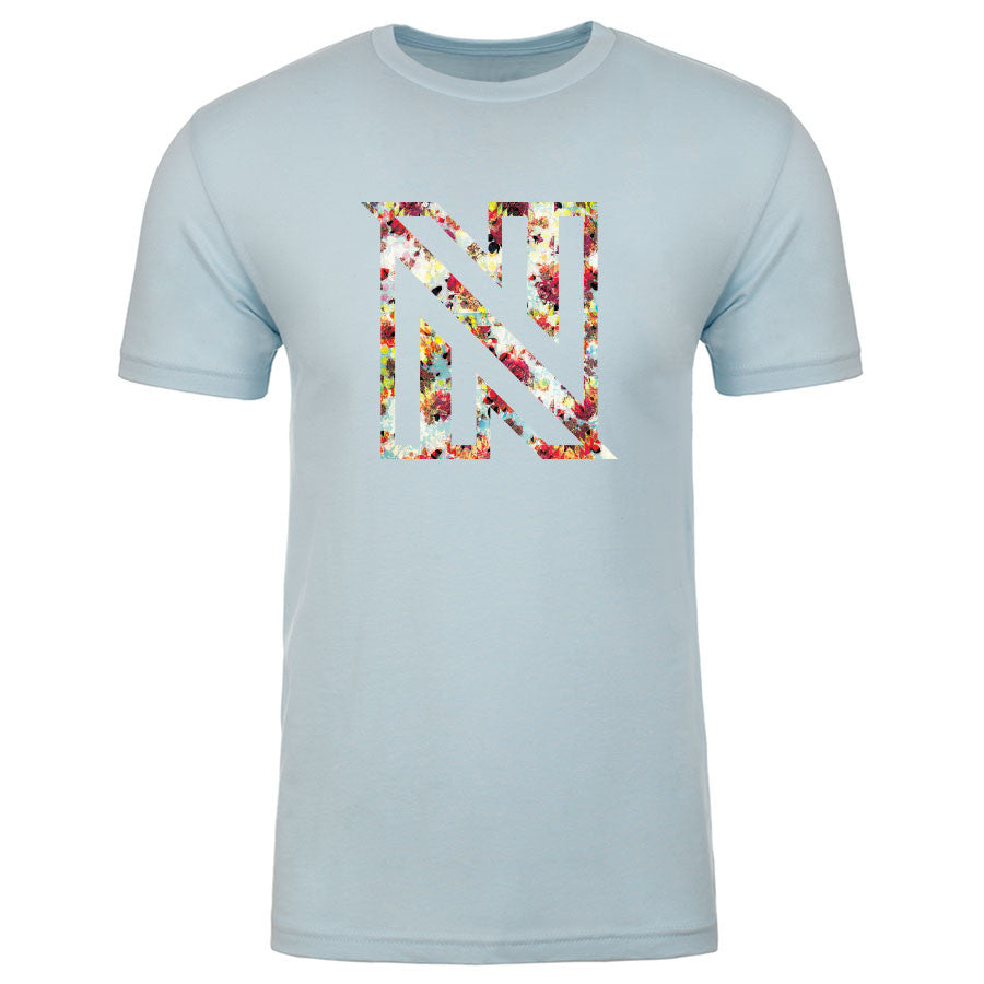 NuFo Painting FX Short Sleeve - LBlu