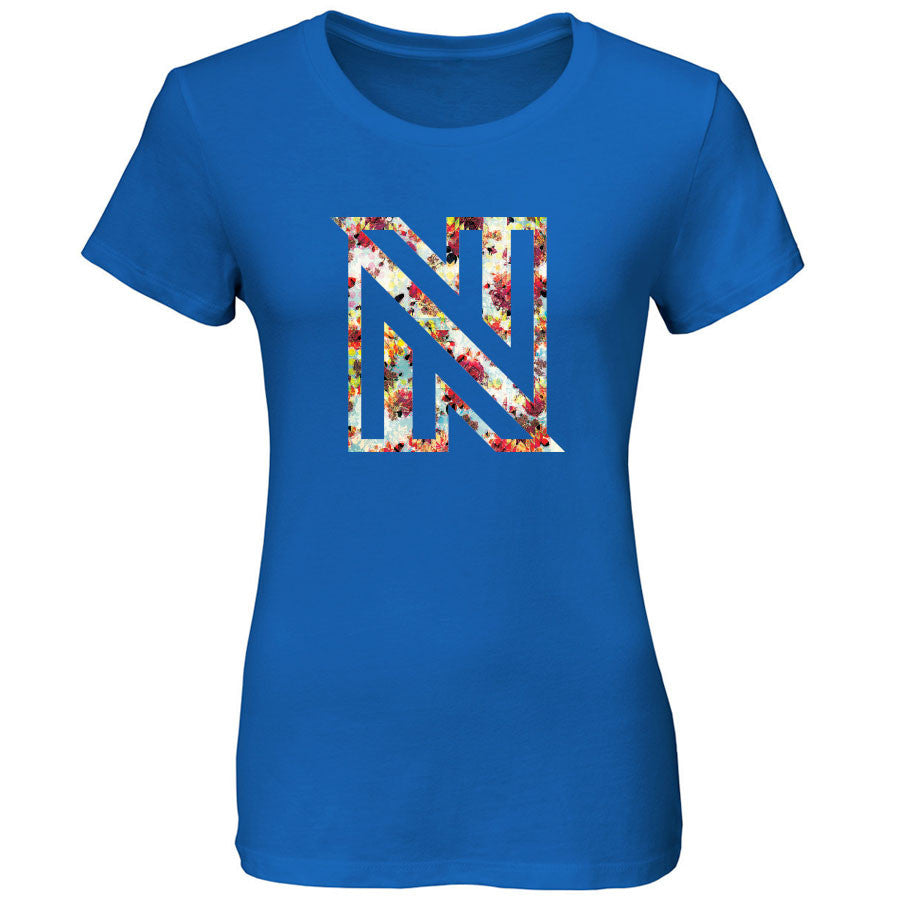 NuFo Painting FX Girls Short Sleeve - Ryl