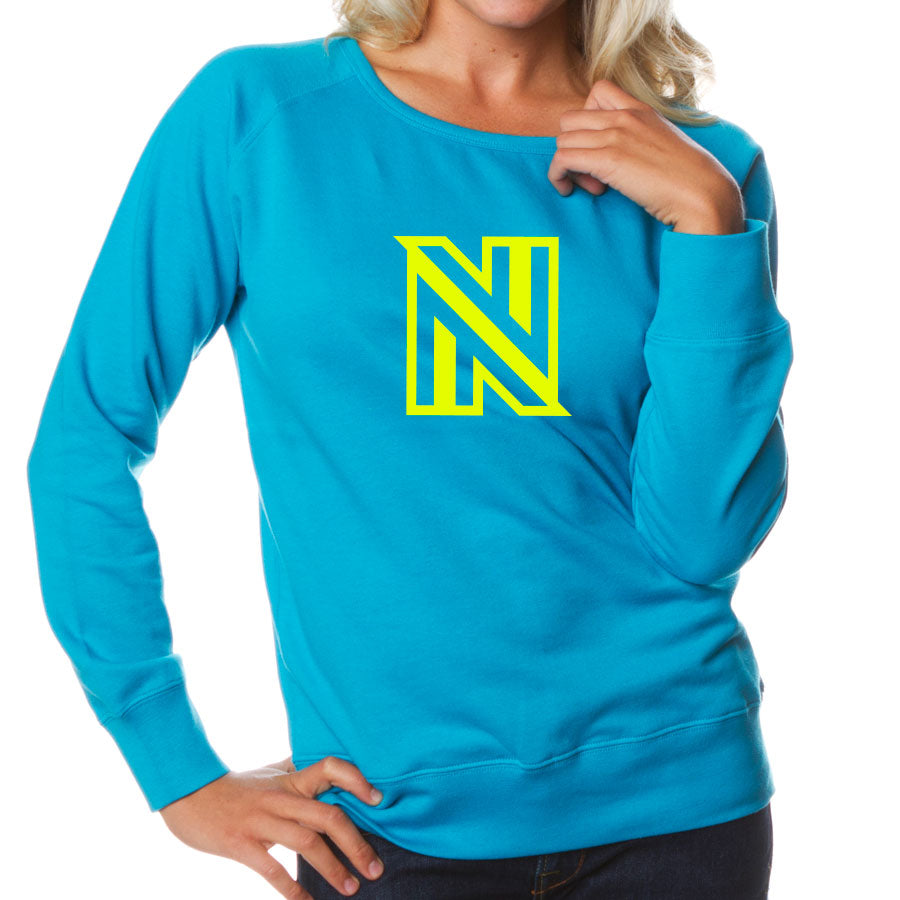 NuFo Icon Girls Crewneck