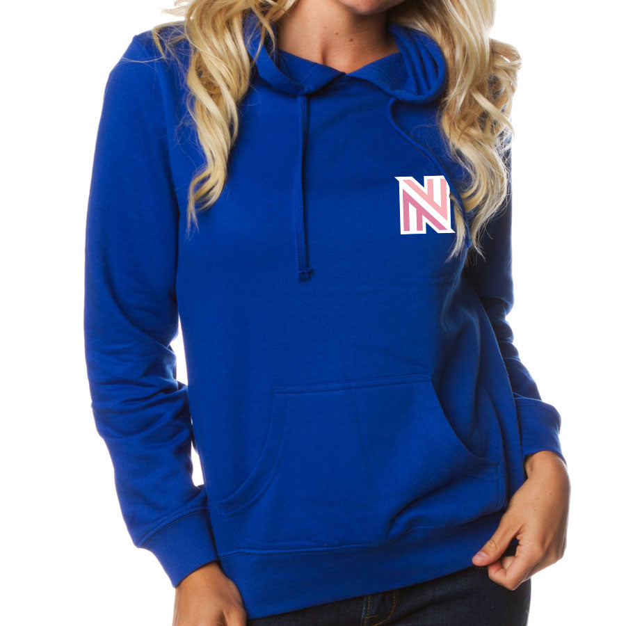 NuFo Icon Heart FX Girls Hoodie