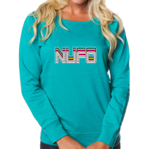NuFo Retro FX Girls Crewneck