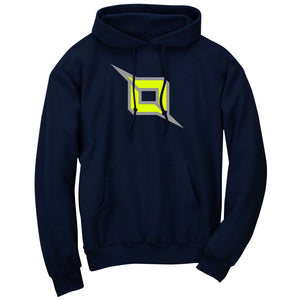Octane Icon Hoodie - GryNYel on Nvy
