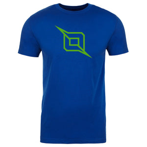 Octane Outliner Short Sleeve - Grn on Ryl