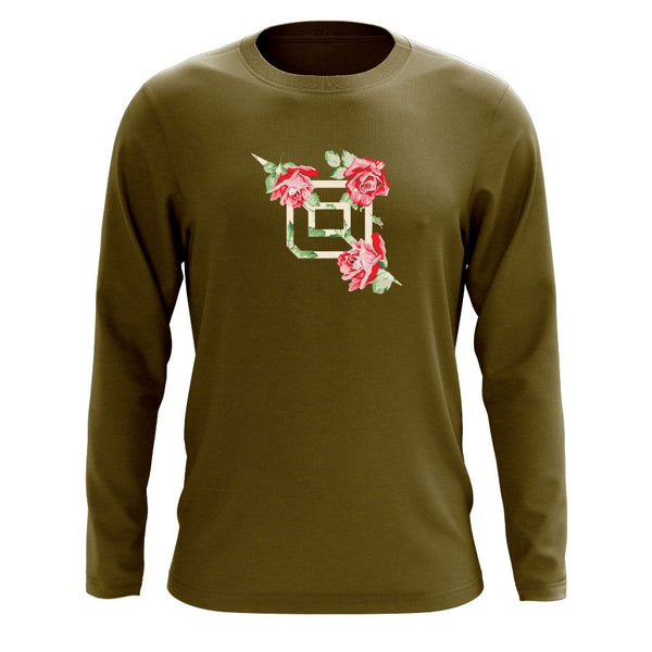 Octane Rose FX Long Sleeve - MGrn