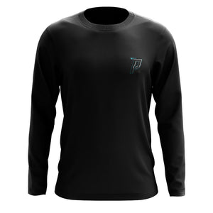 Panik Gaming Long Sleeve - Surrounded Heart Combo