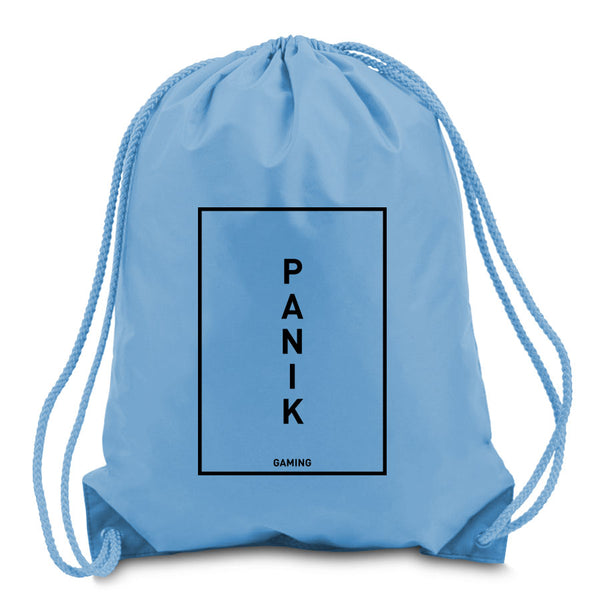 Panik Gaming Box Cinch Bag