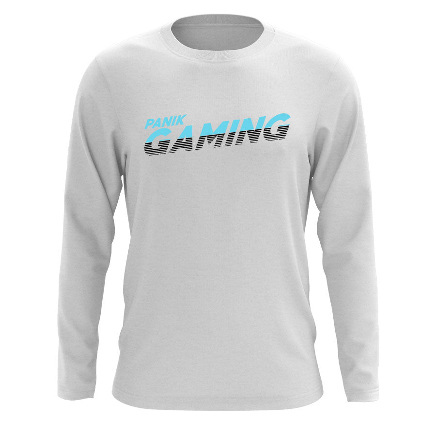 Panik Gaming Lines Long Sleeve