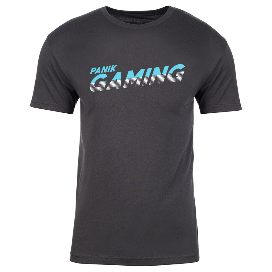 Panik Gaming Lines Short Sleeve