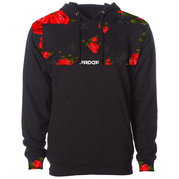 ProoF Premium Label Performance Hoodie - Floral