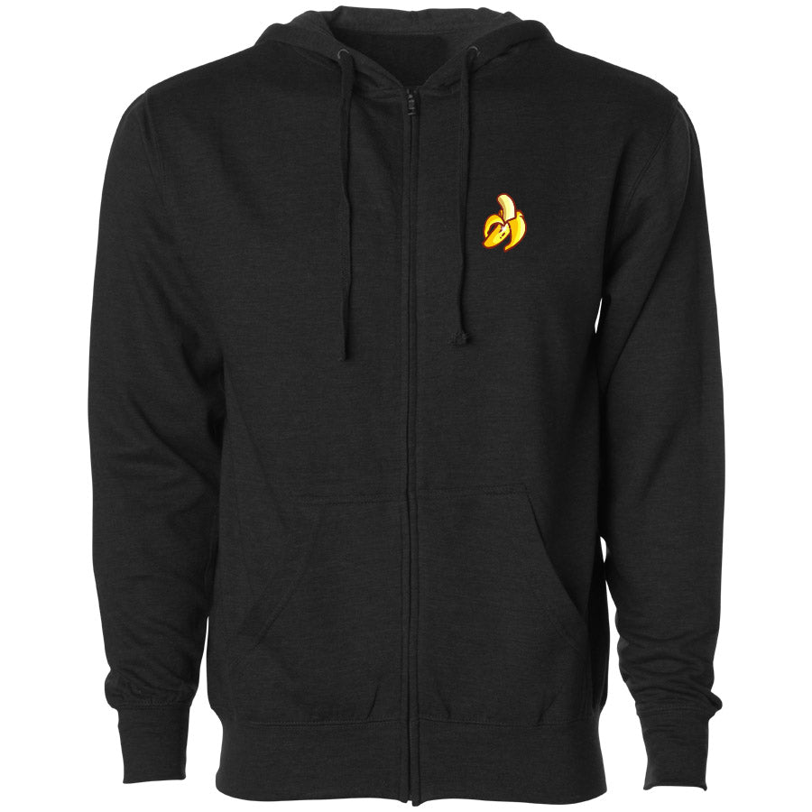 Rallied Icon Heart FX Zip Up Hoodie