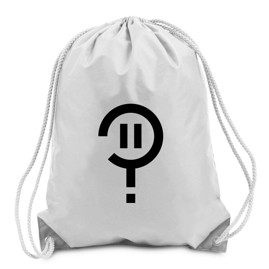 Randumb Icon Cinch Bag