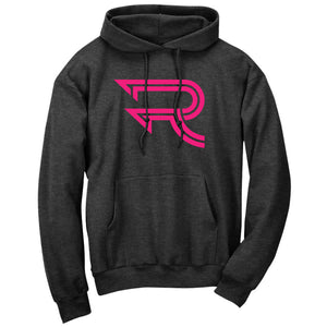 Replays Icon Hoodie - NPnk on ChclHthr