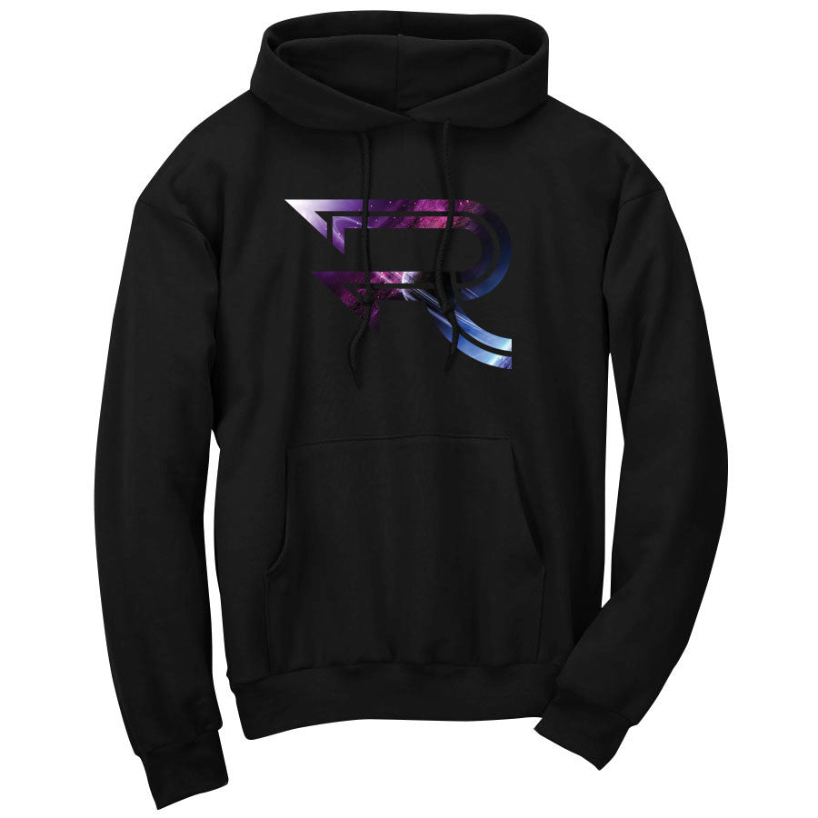 Replays Planet Hoodie - Blk