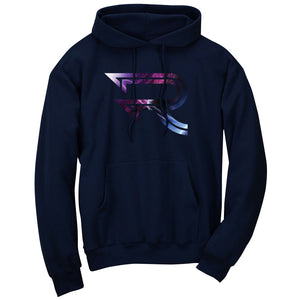 Replays Planet FX Hoodie - Nvy