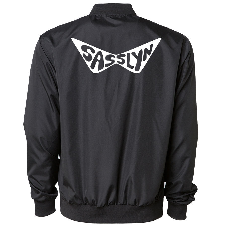 Sasslyn Icon Combo Bomber Jacket