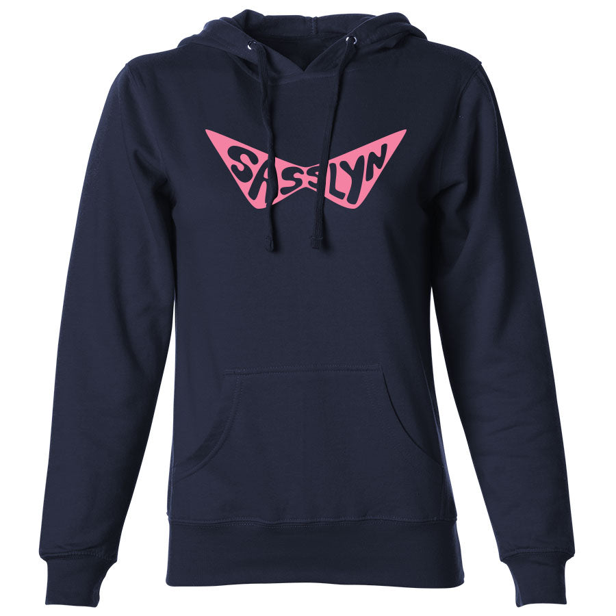 Sasslyn Glasses Girls Hoodie