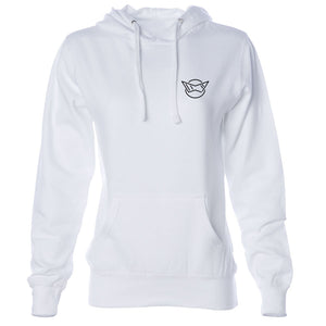 Sasslyn Icon Heart Girls Hoodie