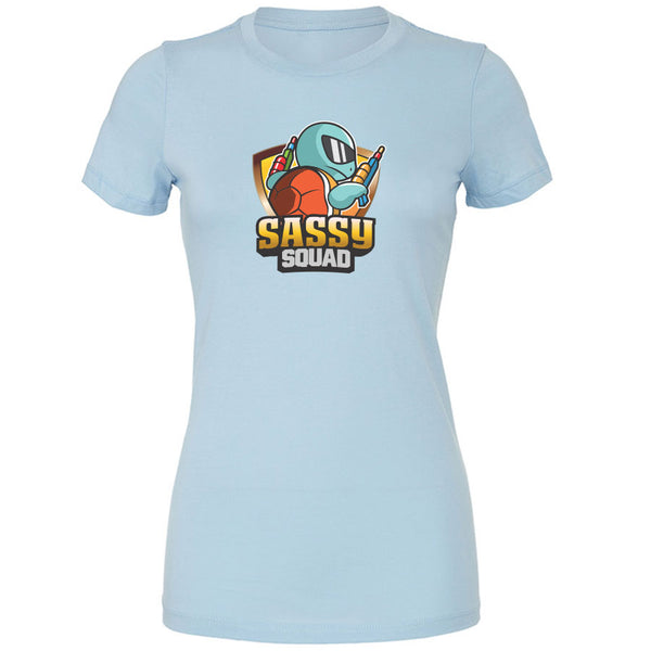 Sasslyn Squad FX Girls Short Sleeve