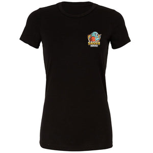 Sasslyn Squad Heart FX Girls Short Sleeve