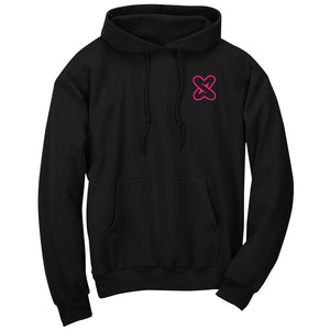 Shorty Icon Heart Hoodie