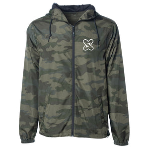 Shorty Icon Heart Lightweight Windbreaker