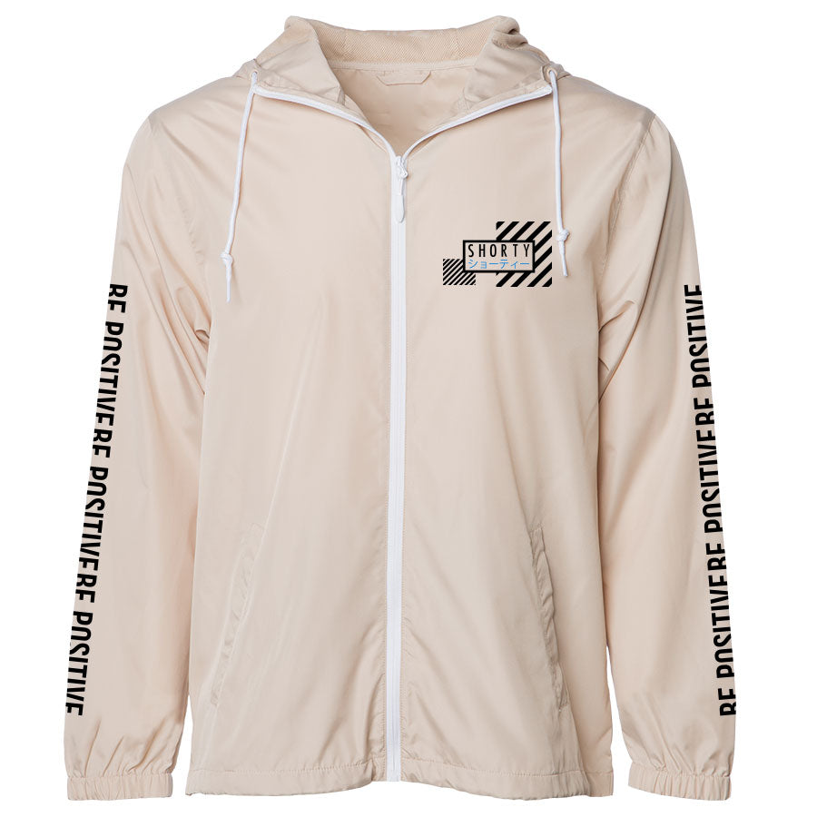 Shorty Positive Combo Lightweight Windbreaker