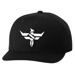 Slacked Phoenix 6 Panel Snapback Hat - Clearance Item