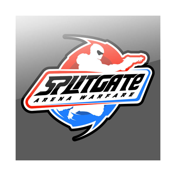 "Splitgate Arena FX 7"" Vinyl Sticker"