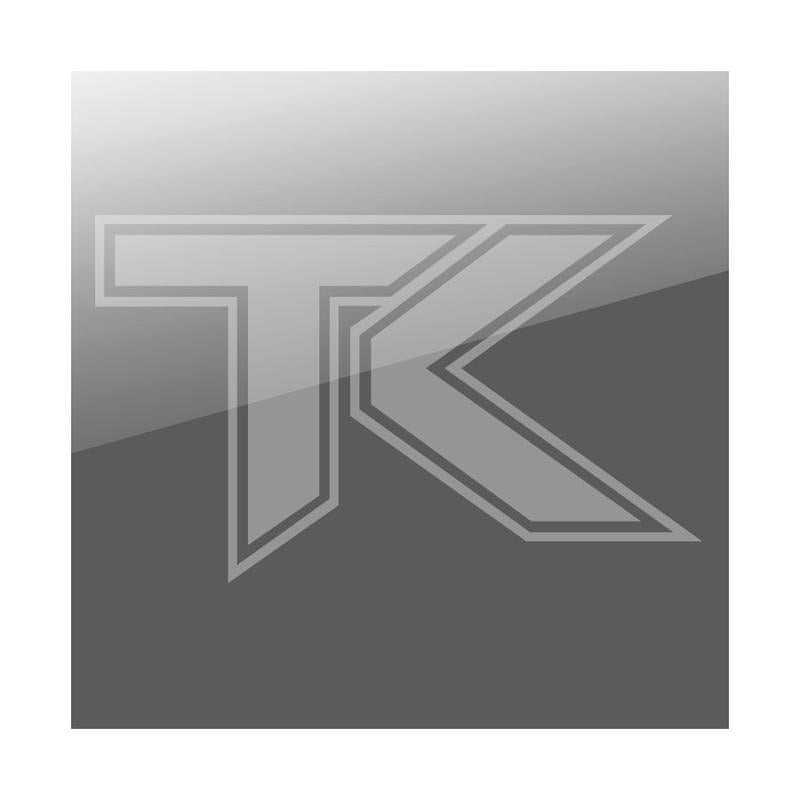 "Team Kaliber Icon 11"" Vinyl Sticker"