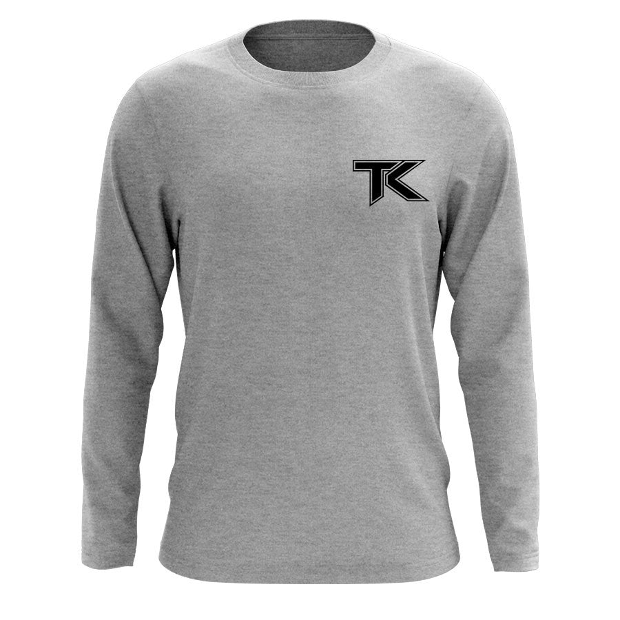 Team Kaliber Icon Heart Long Sleeve
