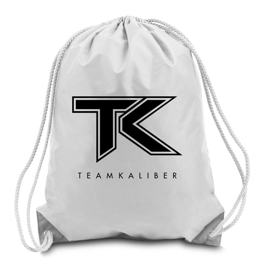 Team Kaliber Logo Cinch Bag