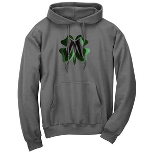 Master of Luck Clover FX Hoodie - Chcl