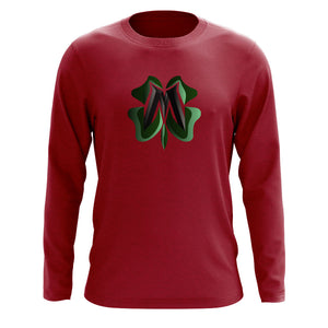 Master of Luck Clover FX Long Sleeve - Crdnl